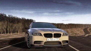 "City Car Driving ""BMW M5 (F10) Stage 1 (v1.5.9 - 1.5.9.2)"""