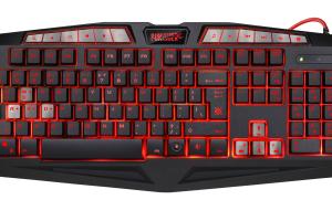 Defender Punisher GK-130DL RU - Игровая клавиатура