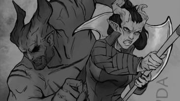 Dragon Age - это... 3