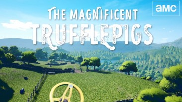 Анонсирована The Magnificent Trufflepigs - это как Firewatch, только на севере Англии