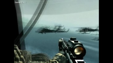 Call of Duty 4 Modern Warfare ретро обзор