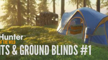 Состоялся релиз DLC Tents & Ground Blinds