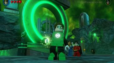 "LEGO Batman 3: Beyond Gotham ""Green Lantern The New Frontier Skin"""