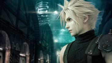 Представлена впечатляющая статуэтка Клауда Страйфа из Final Fantasy VII