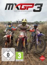 Обложка игры MXGP3: The Official Motocross Videogame