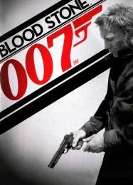 Обложка игры James Bond 007: Blood Stone
