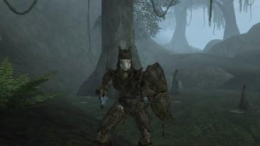 """Morrowind """"Аргонианские доспехи"""""""