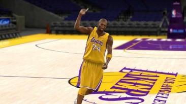 """NBA 2K10 """"LA Lakers Jerseys update"""""""