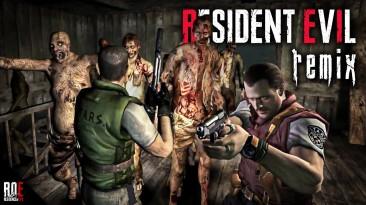 47 минут геймплея из фанатского ремейка Resident Evil на движке Resident Evil 4
