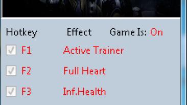 X-Men Origins ~ Wolverine: Трейнер/Trainer (+6) [1.0.0.1] {MrAntiFun}