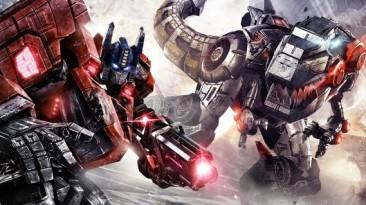 Экшен Transformers: Fall of Cybertron стал доступен владельцам PS4 и XOne