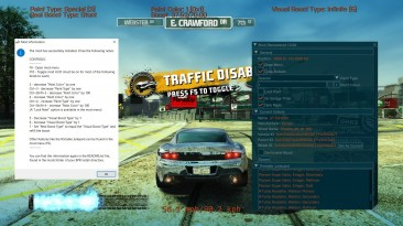 Burnout Paradise Remastered: Чит-Мод/Cheat-Mode (Brick Remastered v1.0.6d / Traffic Toggle v1.0) {Brick,Bo98}