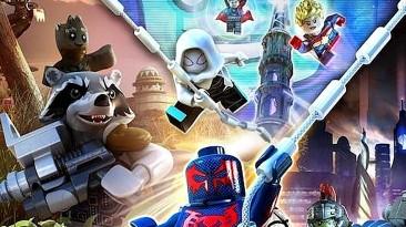 LEGO Marvel Super Heroes 2: Сохранение/SaveGame (100% + самодельное DLC по Звездным Войнам (4 персонажа))
