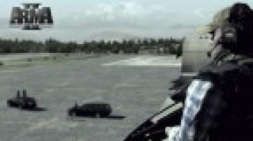 Анонс нового дополнения Arma II: PMC