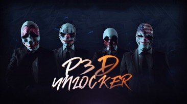 Payday 2: P3DUnlocker 1.7