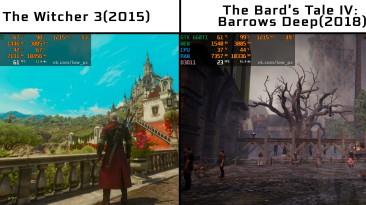 "The Bard's Tale IV ""оптимизация для слабых пк"""