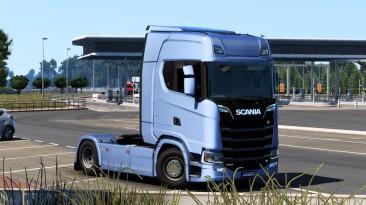 "Euro Truck Simulator 2 ""Звуковой мод для Scania Next Gen 2016 v1.0 (1.40)"""