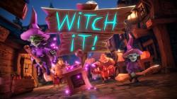 В Сетевом экшене Witch it проводятся бесплатные выходные