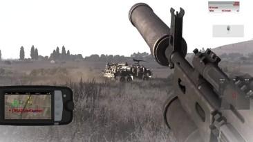 """Arma 3 """"Ранил только себя"""""""