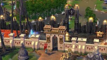"Heroes Of Might And Magic 5: Повелитель орды ""Карта - Great Wall"""