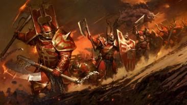 Creative Assembly опубликовали ростер Кхорна в Total War: Warhammer 3