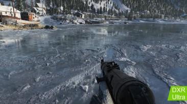 Трассировка лучей в Battlefield V 4K GeForce RTX 2080 Ti