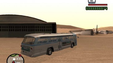 "Grand Theft Auto: San Andreas ""Santa Monica Intercity Bus Lines"""