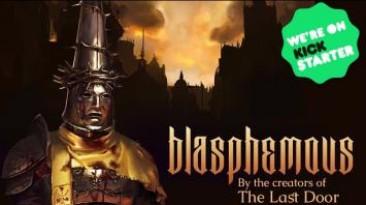 Blasphemous- демо верcия игры в стиле Dark Souls.