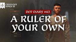 Дневник разработчиков # 43: Собственный правитель