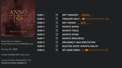 Anno 1404 - History Edition: Трейнер/Trainer (+10) [1.0] {FLiNG}