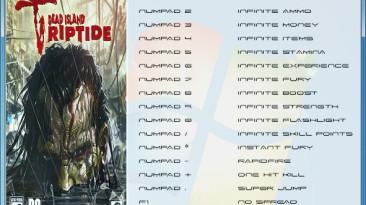 Dead Island ~ Riptide: Трейнер/Trainer (+19) [1.4.1.1.13] {GRIZZLY / PlayGround.ru}