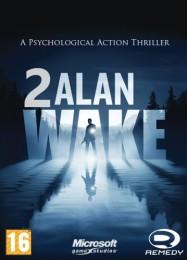 Обложка игры Alan Wake 2