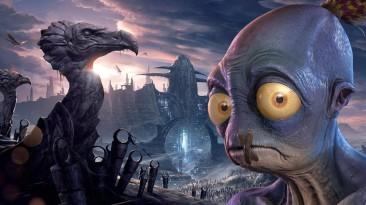 Почти 15 минут геймплея Oddworld: Soulstorm