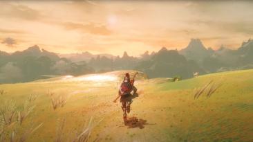 Zelda: Breath of the Wild достигает новых визуальных высот в новом видео 8K