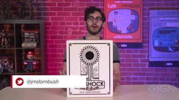 Распаковка юбилейного издания BioShock: The Collection