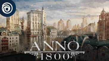 Релизный трейлер девятого DLC The High Life для Anno 1800