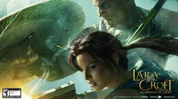 Lara Croft: Guardian Of Light HD поддерживает новые iPhone