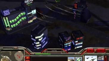 "Command & Conquer Generals: Zero Hour ""Карта - Tropical Trap"""