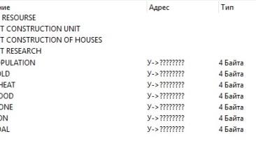 Cossacks 3 / Казаки 3: Таблица для Cheat Engine (+10) [1.1.6.53.4131 (Update 23)] {LIRW / GHL}