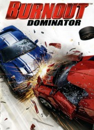 Обложка игры Burnout Dominator