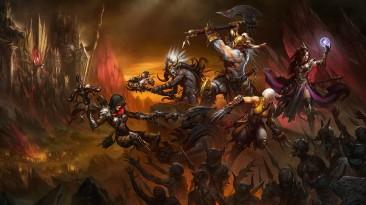 """Новые изображения из артбука """"The Art of Diablo"""""""