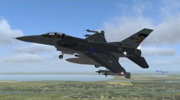 "DCS World ""F-16C Block 52: 7 скинов"""