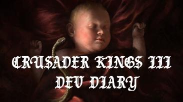 Дневник разработчиков Crusader Kings 3 #73 - Служба при дворе Её Величества
