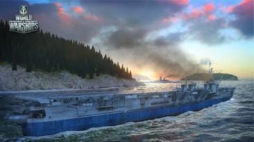 Премьерный показ World of Warships состоится на выставке gamescom 2014