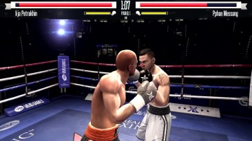 """Real Boxing """"li ja Petrukhin vs Pphan Messang"""""""
