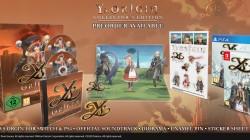 Анонсировано второе коллекционное издание Ys Origin