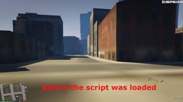 """Grand Theft Auto 5 """"Фикс для нормальной прогрузки текстур мира."""""""