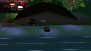 "Sims 3 ""Клуб Fangtasia (True Blood)"""