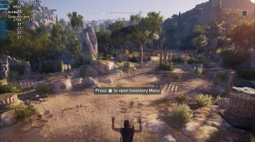 Assassin's Creed Odyssey на слабой видеокарте