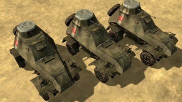 """Company of Heroes """"Бронеавтомобиль БА-64 V.2.0"""""""